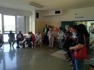 Braga per il sociale - In corsia