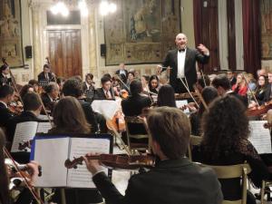 L'Orchestra alla Camera dei deputati