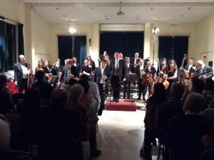 01 giugno 2019: Orchestra Sinfonica Abruzzese, Direttore Simone Genuini, Solisti Lucia Tiberini - Giuseppe Paci